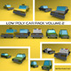 Low Poly Vehicles Volume 2 - 3DOcean Item for Sale