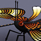 butterfly cartoon insect - 3DOcean Item for Sale