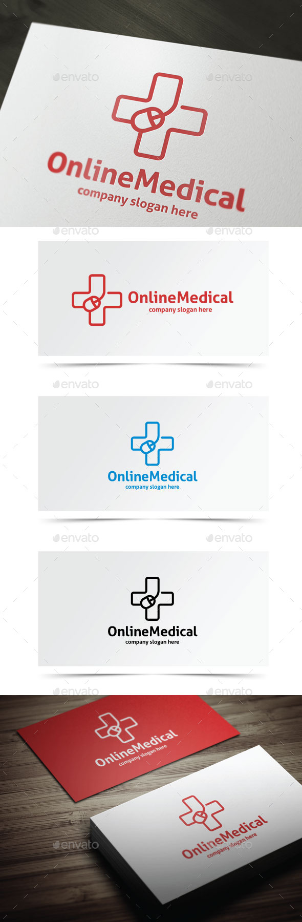 GraphicRiver Online Medical 10638048