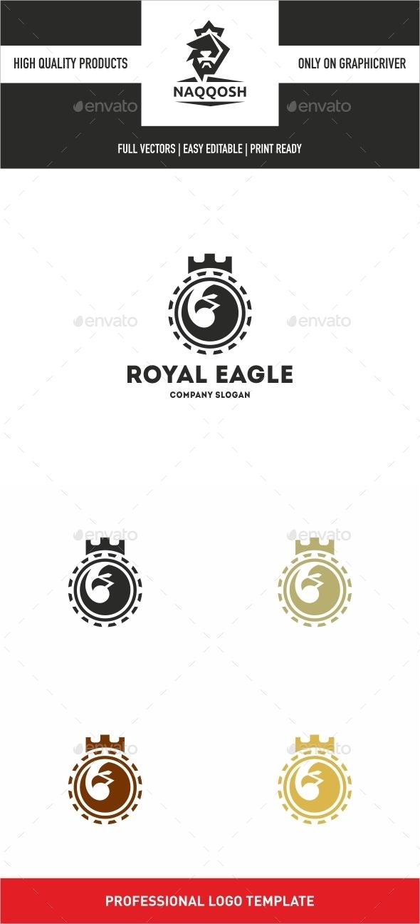 GraphicRiver Royal Eagle 10638442