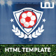 FC - Football Club Template (Soccer HTML) - ThemeForest Item for Sale