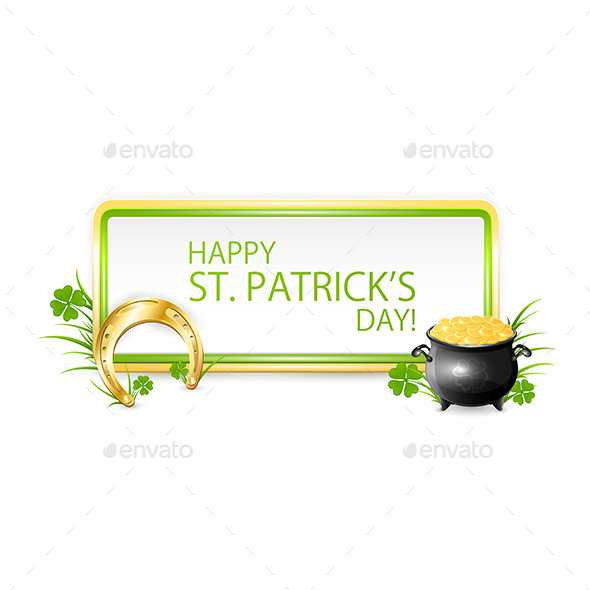 GraphicRiver Patricks Day Banner 10638814