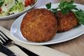 Chicken cutlets in breadcrumbs - PhotoDune Item for Sale