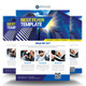 A4 Coporate Flyer Template - GraphicRiver Item for Sale