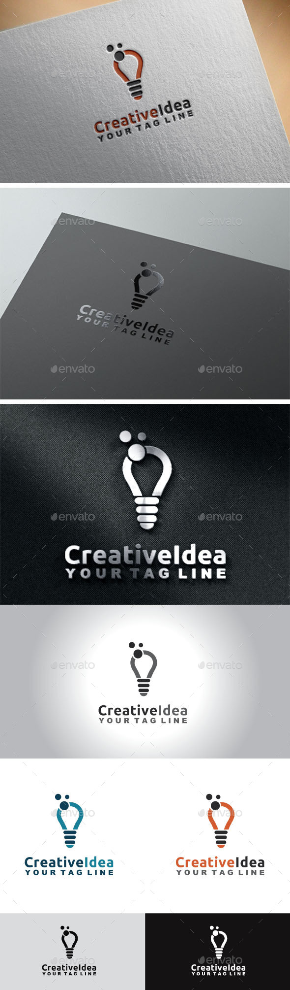 GraphicRiver Creative Idea 10639934