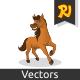 Horse Cartoon - GraphicRiver Item for Sale