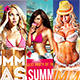 3in1 Summer Flyer Bundle - GraphicRiver Item for Sale