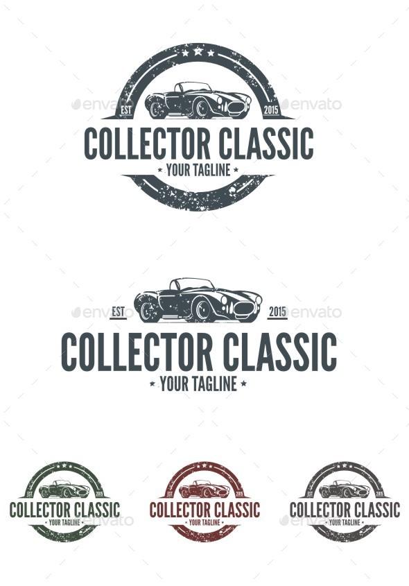 GraphicRiver Collector Classic Logo 10574763
