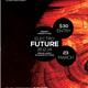 Minimal Abstract Futuristic Psd Flyers Bundle