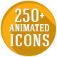 Animated Icons - VideoHive Item for Sale