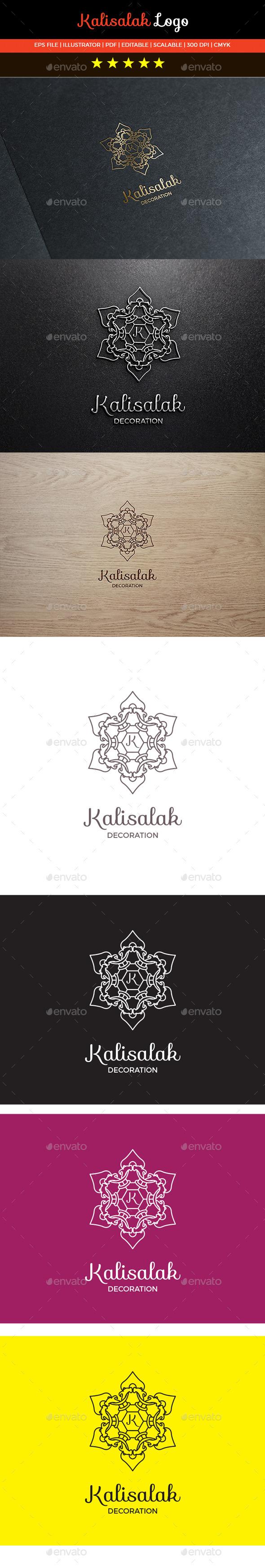GraphicRiver Kalisalak Logo 10641167