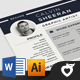 Your Resume / CV - GraphicRiver Item for Sale