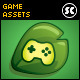 Leaves Game GUI - GraphicRiver Item for Sale
