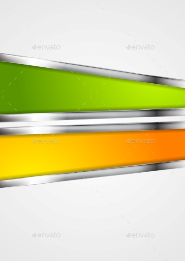 GraphicRiver Abstract Metallic Background 10641503