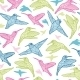 Hummingbird Pattern  - GraphicRiver Item for Sale