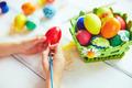 Bright spring eggs - PhotoDune Item for Sale