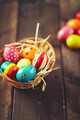 All eggs in a basket - PhotoDune Item for Sale