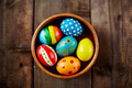 Eggs in a bowl - PhotoDune Item for Sale