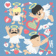 Cupid Cartoons  - GraphicRiver Item for Sale