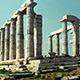 Sounion Temple Poseidon - VideoHive Item for Sale