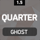 Quarter - Responsive Ghost Theme - ThemeForest Item for Sale