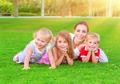 Happy family having fun - PhotoDune Item for Sale