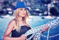 Beautiful woman on sailboat - PhotoDune Item for Sale
