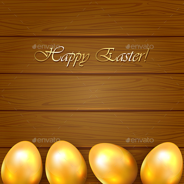 GraphicRiver Easter Background 10644820