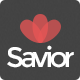 Savior Events & Donations WordPress Theme - ThemeForest Item for Sale