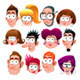 Faces - GraphicRiver Item for Sale