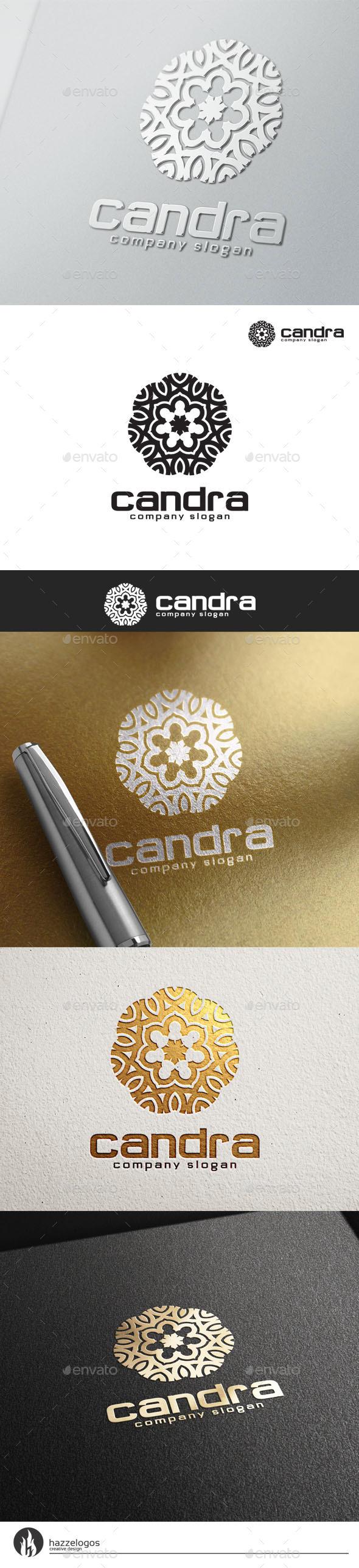 GraphicRiver Candra Logo 10646226