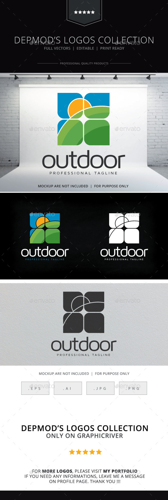 GraphicRiver Outdoor Logo 10646943