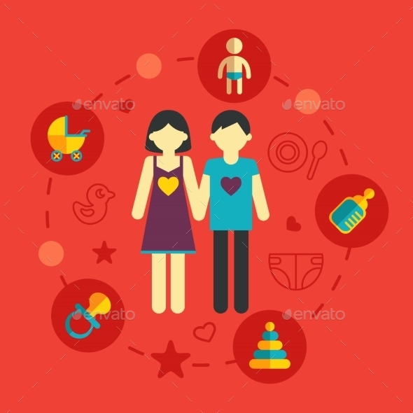 GraphicRiver Family Planning 10647234