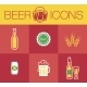 Beer, Icon Set - GraphicRiver Item for Sale