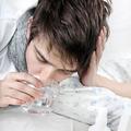 Sick Teenager drinks the Water - PhotoDune Item for Sale