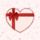 Heart with Ribbon  - GraphicRiver Item for Sale