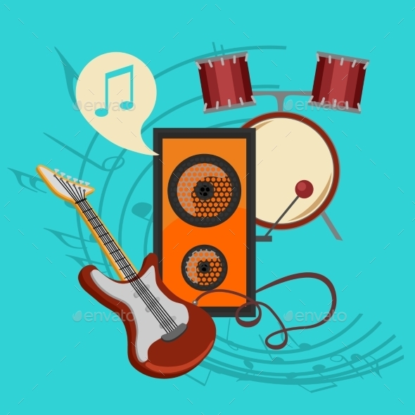 GraphicRiver Music Collection 10647539