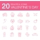 Valentines Day Icons  - GraphicRiver Item for Sale