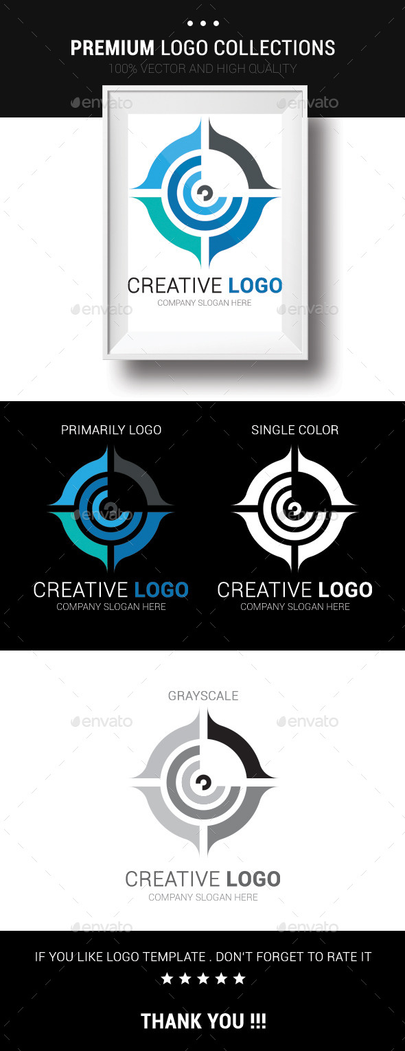 GraphicRiver Creative Logo 10647782