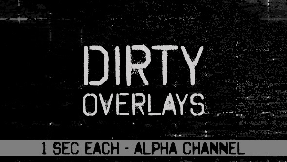 Dirty Overlays