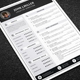 Just CV - GraphicRiver Item for Sale