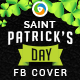 St.Patrick's Day Facebook Cover - GraphicRiver Item for Sale