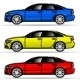 Animated Color Car - ActiveDen Item for Sale