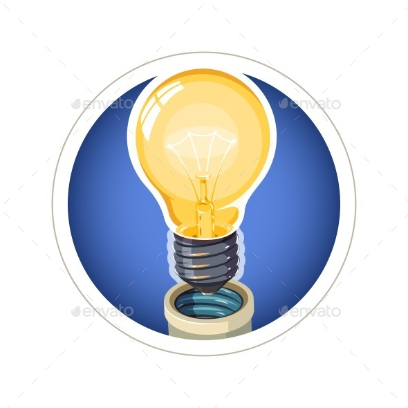 GraphicRiver Light Bulb 10648970