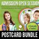 3 in 1 Junior School Promotion Postcard Bundle 01 - GraphicRiver Item for Sale