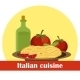 Italian Food Background  - GraphicRiver Item for Sale