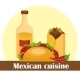 Mexican Food Background  - GraphicRiver Item for Sale