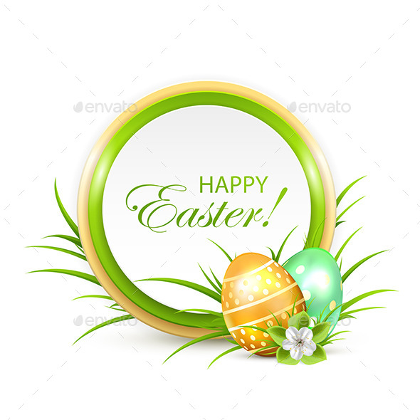 GraphicRiver Easter Banner 10653884