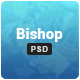 The Bishop - PSD Template - ThemeForest Item for Sale