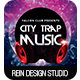 City Trap Music - GraphicRiver Item for Sale
